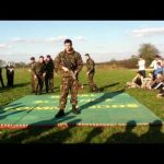 Royal Marines hand to hand combat