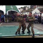 Royal Marine Commandos- HAND TO HAND COMBAT